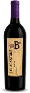 Blackstone Winery Merlot 2015 750ml - Case of 12